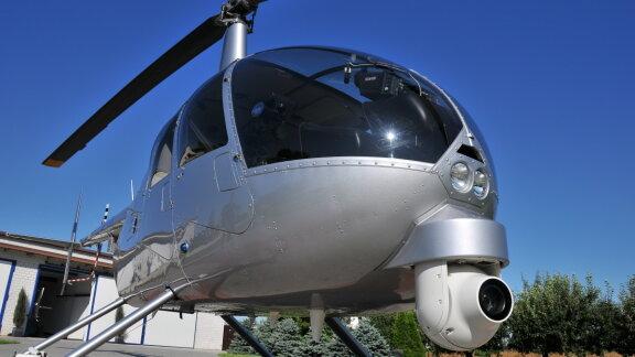 Newscopter HD gotowy do startu