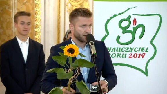 J. Błaszczykowski nagrodzony za wspieranie zdolnych dzieci