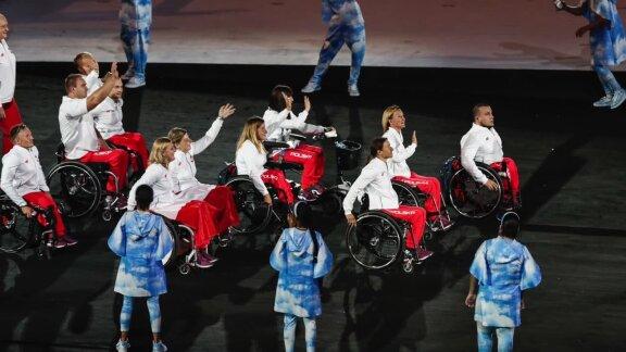 Polish paralimpians returned from Rio de Janeiro