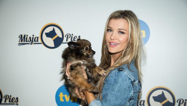 """""""Misja Pies"""": Joanna Krupa: """"To spełnienie moich marzeń"""""""