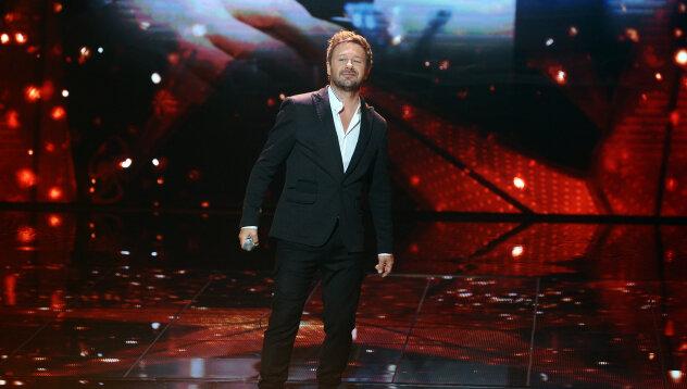 Andrzej Piaseczny zaśpiewał podczas Koncertu dla M.!