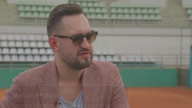 Marcin Prokop robi wszystko dla kasy?