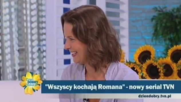 """Dorota i Roman w """"Dzień Dobry Wakacje"""""""