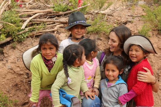 Secret Valley of the Incas 1