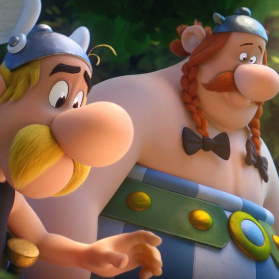 Asteriks i Obeliks. Tajemnica magiczn...