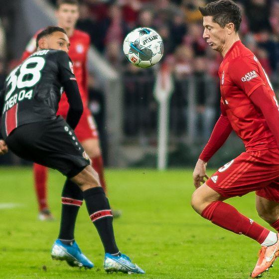 Bayer 04 Leverkusen - Bayern Monachium