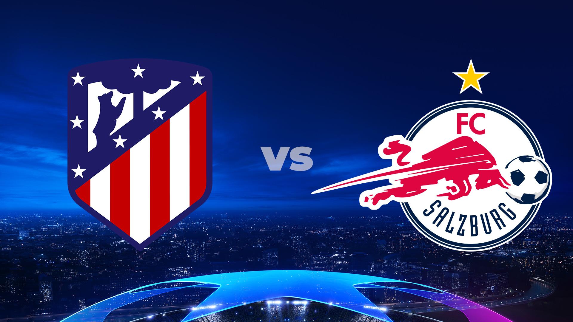 Atletico Madryt - FC Salzburg
