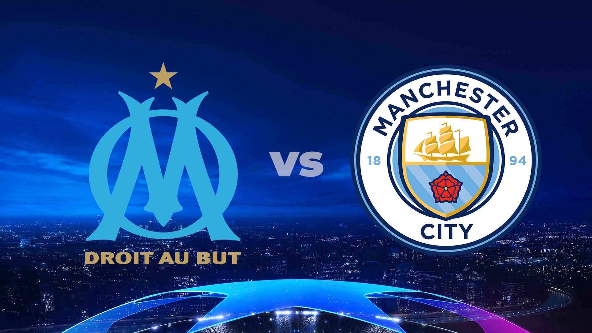 Olympique Marsylia - Manchester City