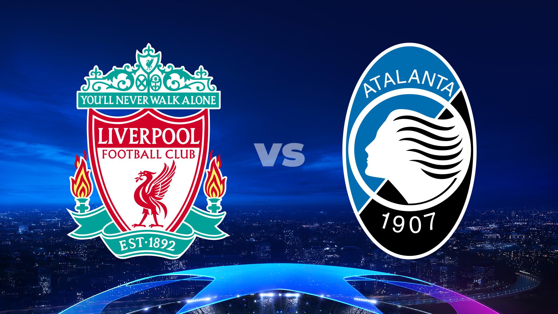 Liverpool FC - Atalanta Bergamo