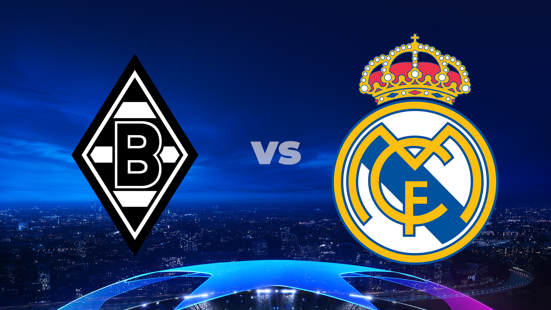 Borussia M'gladbach - Real Madryt