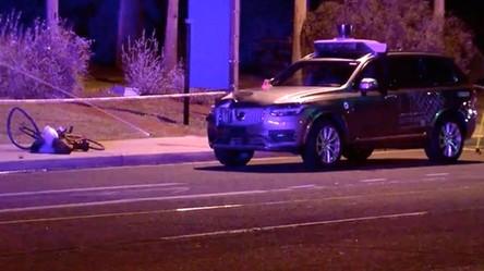 Uber i Volvo winne śmierci kobiety? Autonomiczny pojazd z poważnymi lukami bezpieczeństwa