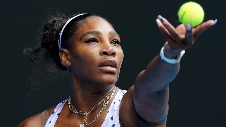 Australian Open: Niełatwy początek Osaki, szybki awans S. Williams