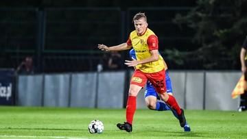Fortuna 1 Liga: Korona Kielce - Bruk-Bet Termalica. Relacja i wynik na żywo