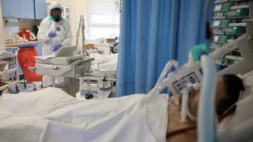 Prawie milion zakażonych koronawirusem od początku epidemii