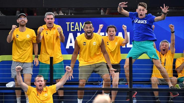 ATP Cup: Australia pierwszym ćwierćfinalistą turnieju