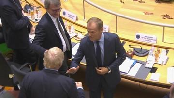 UE oficjalnie przedłużyła brexit do 31 stycznia. Tusk: to może być ostatni raz
