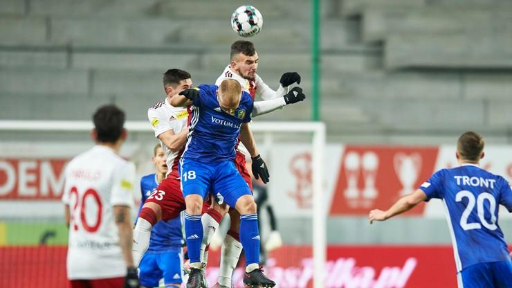 Fortuna 1 Liga: Niesamowity mecz w Łodzi! Miedź pokonała ŁKS