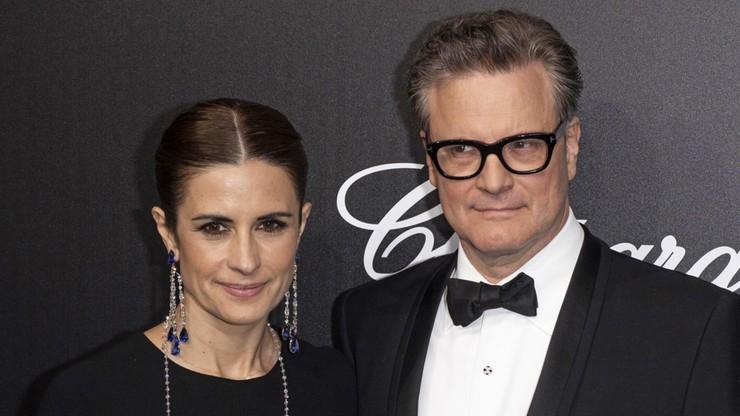 Aktor Colin Firth i Livia Giuggioli rozwodzą się. Po 22 latach małżeństwa