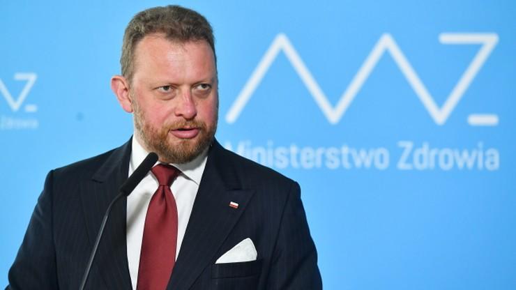 Cała Polska czerwoną strefą? Minister zdrowia ostrzega