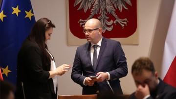 Marszałek województwa podlaskiego na kwarantannie