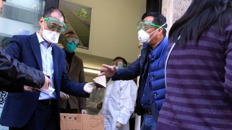 Kolejna doba bez nowych zakażeń koronawirusem w Chinach
