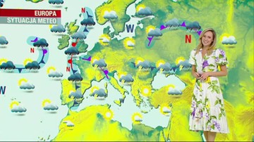 Pogoda - środa, 12 sierpnia, popołudnie