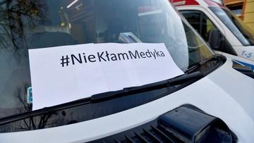 #NieKłamMedyka. Ratownicy apelują do pacjentów