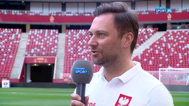 Kwiatkowski: Glik nie zrobił awantury w szatni po meczu z Łotwą