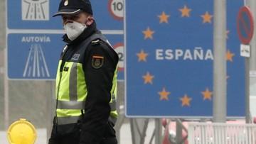 Rekordowa liczba zgonów w Hiszpanii – w ciągu doby zmarły 182 osoby