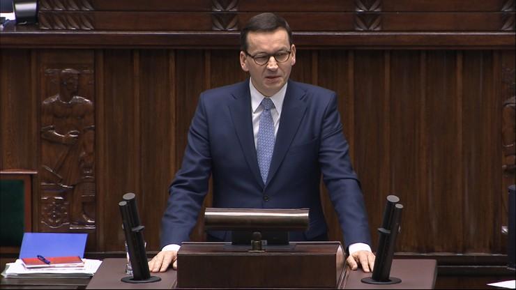 Exposé premiera i debata poselska