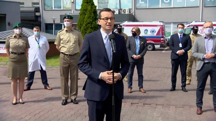 """""""Decyzje ministra zdrowia i szefa MSWiA uratowały Polskę przed kataklizmem"""""""