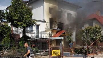 Wybuch w Białymstoku. Nie żyją cztery osoby