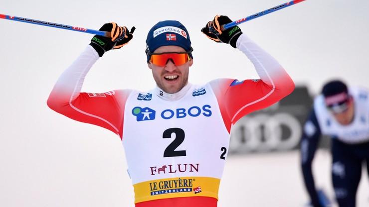 PŚ w biegach: Szwedka i Norweg najszybi w sprincie w Falun