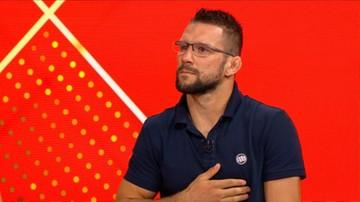Gamrot o walce z Musaevem: Jestem takim zawodnikiem, który jeżeli nie skończył jednej historii, to nie rozpoczyna innej