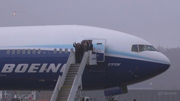 To najdłuższy samolot pasażerski na świecie. Zobacz pierwszy lot [WIDEO]