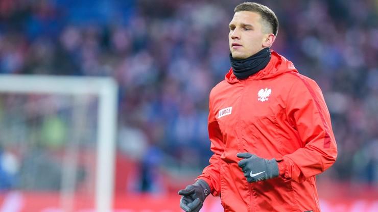 Trener Łudogorca: Świerczok troszkę mnie rozczarował