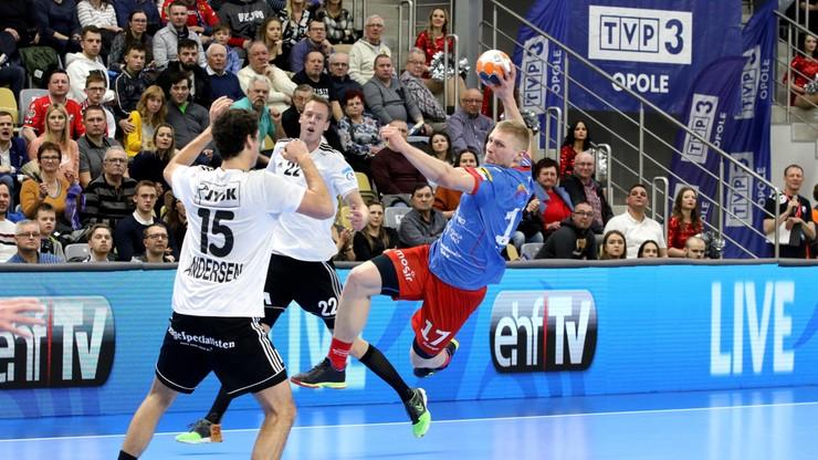 Puchar EHF: Porażka Gwardii Opole