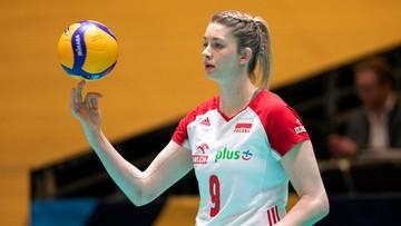 Serie A1: Zwycięstwo drużyny Magdaleny Stysiak