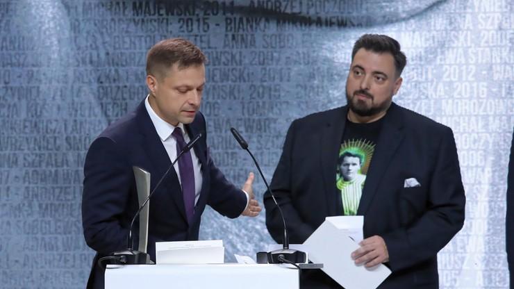 Bracia Sekielscy laureatami Nagrody Radia ZET im. A. Woyciechowskiego
