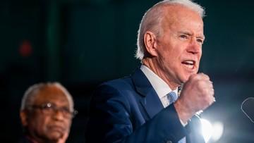 Joe Biden zwyciężył w prawyborach Demokratów w Południowej Karolinie