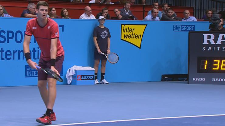 ATP w Paryżu: Hurkacz - Cilić. Transmisja w Polsacie Sport i na Polsatsport.pl
