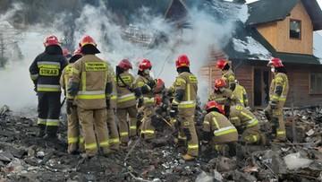 8 ofiar wybuchu gazu w Szczyrku, w tym czworo dzieci