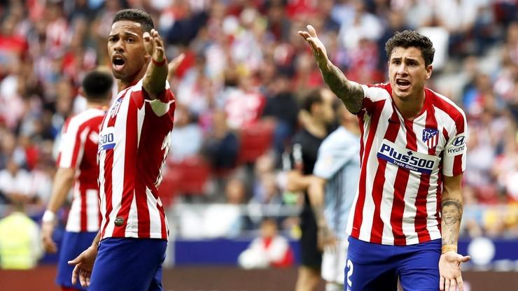 Liga Mistrzów: Atletico Madryt nie może znaleźć sparingpartnera