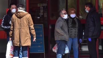 95 proc. ofiar śmiertelnych koronawirusa w Europie to osoby po 60 roku życia