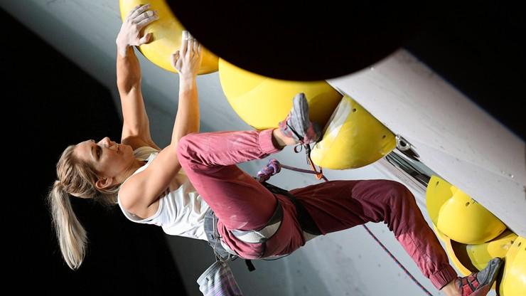 ME we wspinaczce sportowej: Mirosław najlepsza na czas