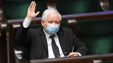 Kaczyński: możliwe kolejne kryzysy w Zjednoczonej Prawicy