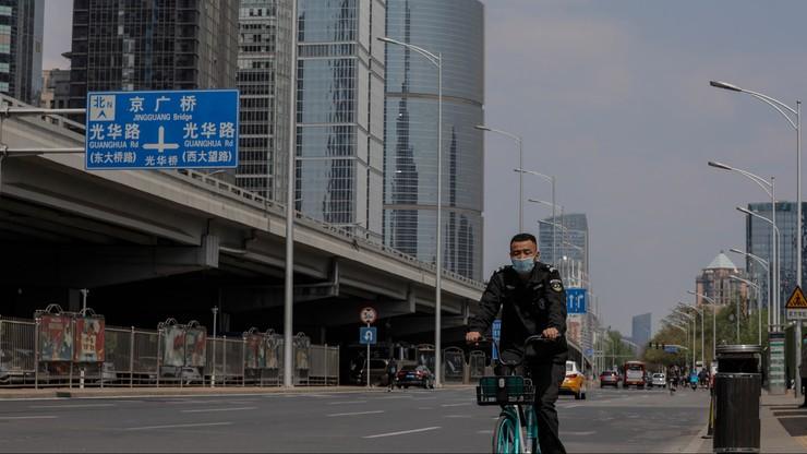 Druga fala koronawirusa w Chinach? Rosną obawy