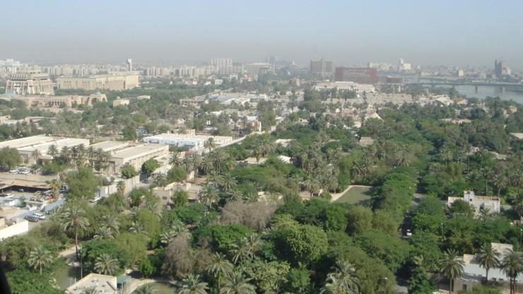 Rakiety uderzyły w Bagdad. Trafiły w rejon z placówkami USA i Polski
