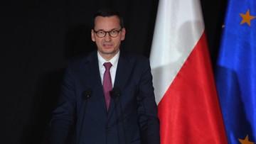 Morawiecki: dzięki rządowi Polska jest w lepszej sytuacji niż inne kraje