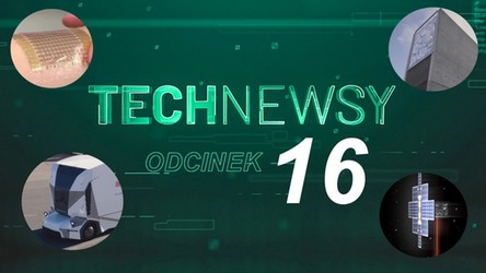 Zobacz TechNewsy odcinek 16 - filmowy przegląd najciekawszych wiadomości